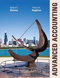 Advanced Accounting, 2nd Edition – Halsey And Hopkins